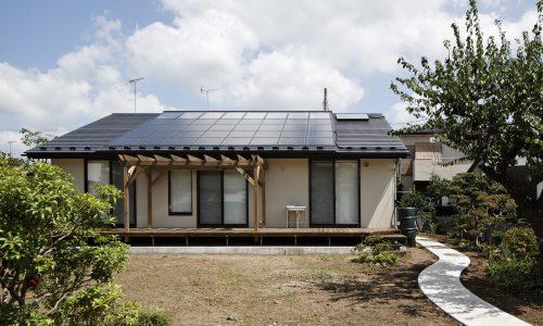 緑と風の家