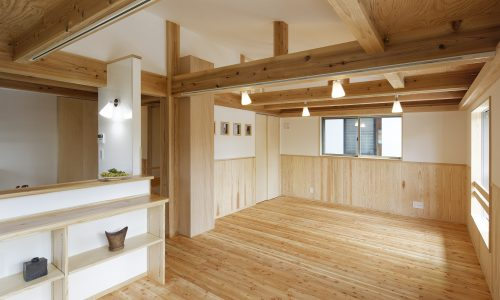 東浅川の家